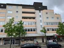 Zentrale barrierefreie 2-Zimmer-Wohnung mit Balkon in