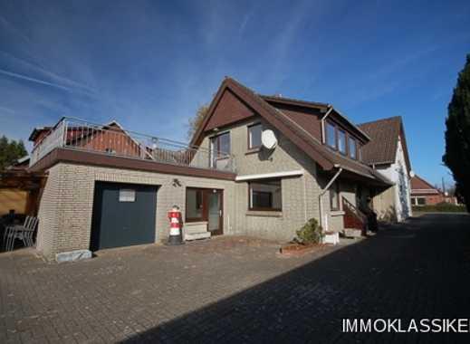 Doppelhaushälfte, ca. 124qm Wfl., mit großer Dachterrasse und 2 Garagen