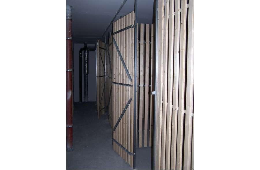 Abstellräume