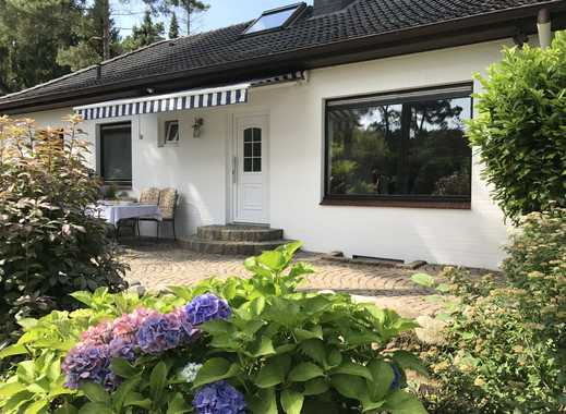 Möbliertes Bungalow in ruhiger Sackgasse im Naturschutzgebiet Hamburg-Neugraben