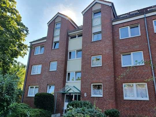 Attraktive 2-Zimmer Wohnung mit Balkon in Gehrden