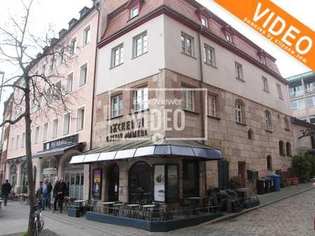 Komplett möbliertes Appartement im Herzen der Altstadt in Altstadt, St. Sebald (Nürnberg)