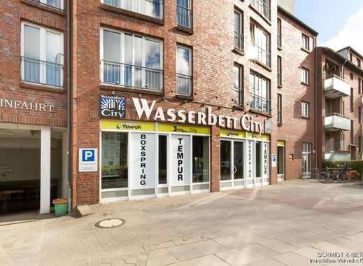 6,41% Rendite! Vermieteter Laden in Hamburg-Bahrenfeld als Kapitalanlage!