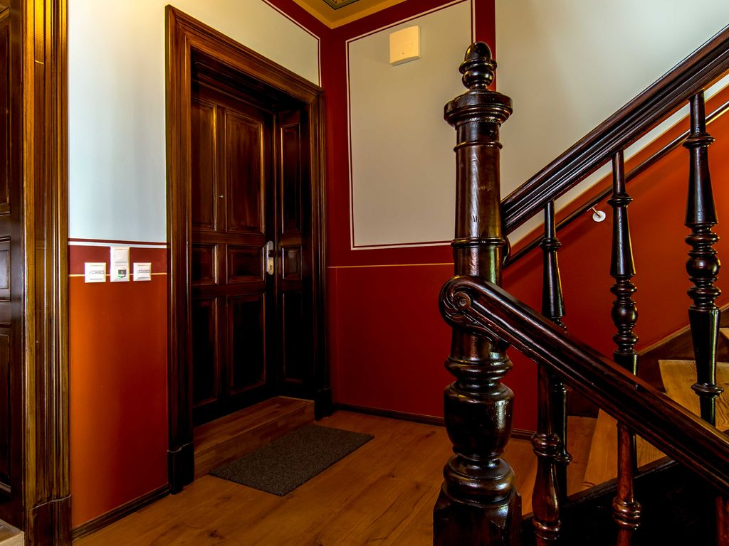 Treppenhaus - Muster