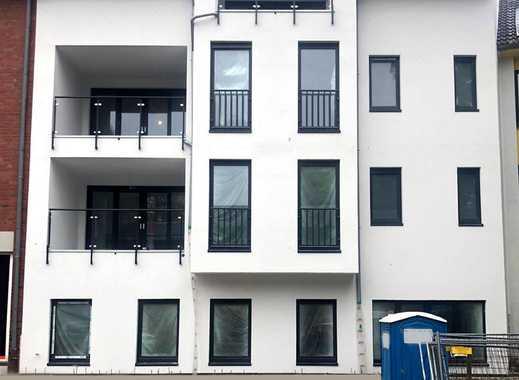 Wohnen in der City - hochwertige Neubauwohnung mit zwei großen Loggien