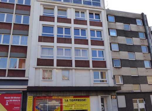 Wohn- und Geschäftshaus in der Fußgängerzone der Duisburger Innenstadt!