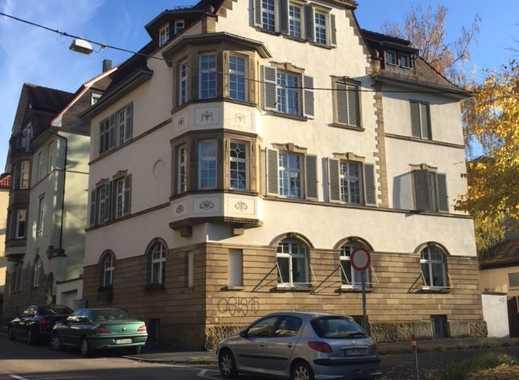 4-Zimmer-Altbauwohnung zwischen City und Bopserwald