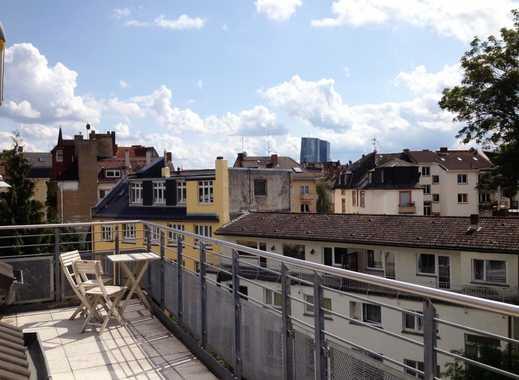 Beautiful penthouse near trendy Bergerstraße