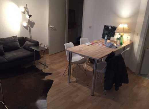 Freundliche 2-Zimmer-Maisonette-Wohnung mit Balkon und Einbauküche in Edingen-Neckarhausen
