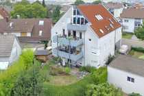 Hochwertige 2-Zimmer-Wohnung mit Balkon und