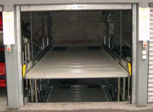Duplex oberer Garagenplatz in Garage 52