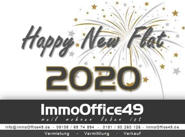 ImmoOffice49 - Guter Start ins Neue Jahr mit Neuer Wohnung in Karlsfeld in Karlsfeld (Dachau)