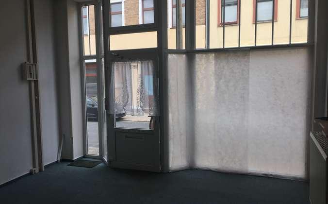 Eingang/Schaufenster