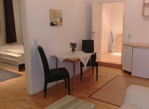 Wohnung in einem Mehrfamilienhaus in Schwerins Altstadt