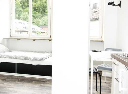 natürlich inkl. Internet+TV: 1-Zimwhg löffelfertig mit Küchenzeile, Dusche/Wc, Waschmaschine