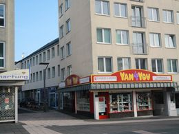 Bild 1: Hindenburgstraße