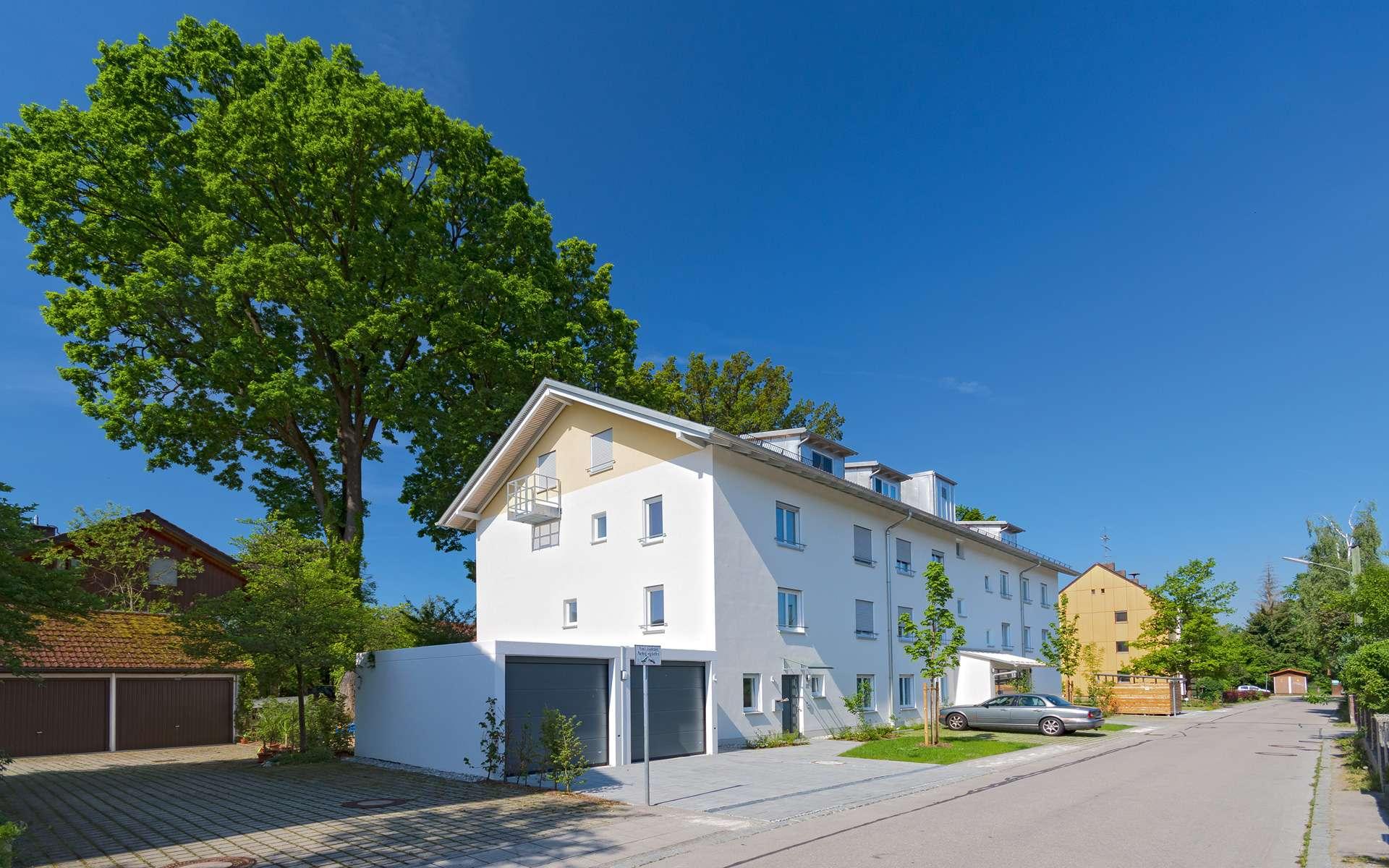 2-Zimmer-Erdgeschoss-Whg. mit Terrasse in Kirchseeon