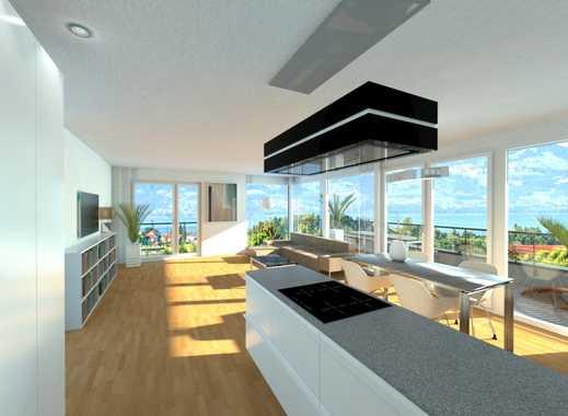 Erstbezug: Exklusive 3-Zimmer-Erdgeschosswohnung mit Terrasse