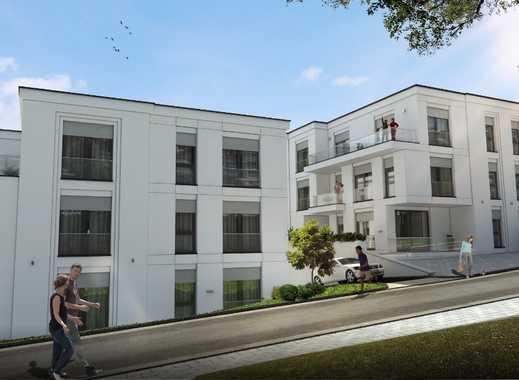 Penthouse: exklusive Penthouse-Wohnung mit Rhein-Ebenen-Blick - PROVISIONSFREI