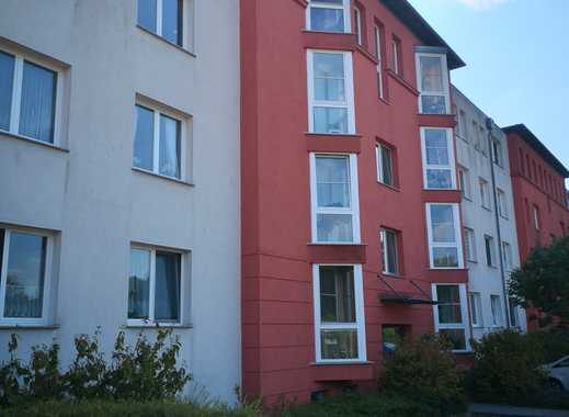 4-Zimmerwohnung mit Personenaufzug und Balkon an der Oder