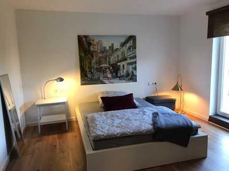 Moderne, voll ausgestattete Souterrain Wohnungmit Gartenzugang in Niedernberg  in Niedernberg