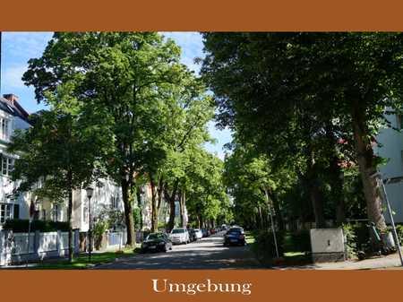 Villenkolonie Gern - Zauberhafte Hochparterrewohnung frisch saniert in Neuhausen (München)