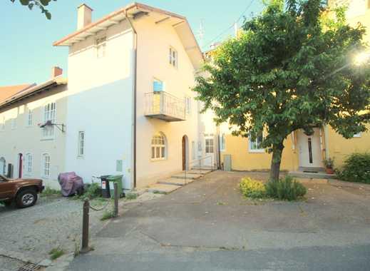 Münchner Immobilien MUC Charmantes Stadthaus ruhig gelegen im Zentrum von Ebersberg!