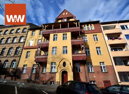 Investition mit Weitblick - MFH - in Top Lage in Frankfurt / Oder mit 200 m² Ausbaureserve im DG !