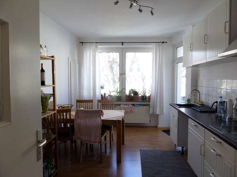 DO.-SAARLANDVIERTEL: Gepflegte Wohnung mit Balkon ...