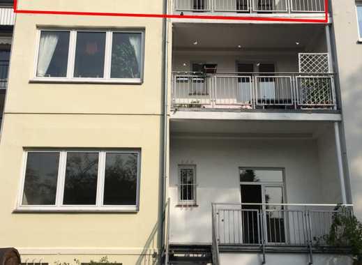 Modernisierte 3-Zi.-Whg. mit EBK,  D-Bad & Wannenbad u. Loggia in HH-Eilbek