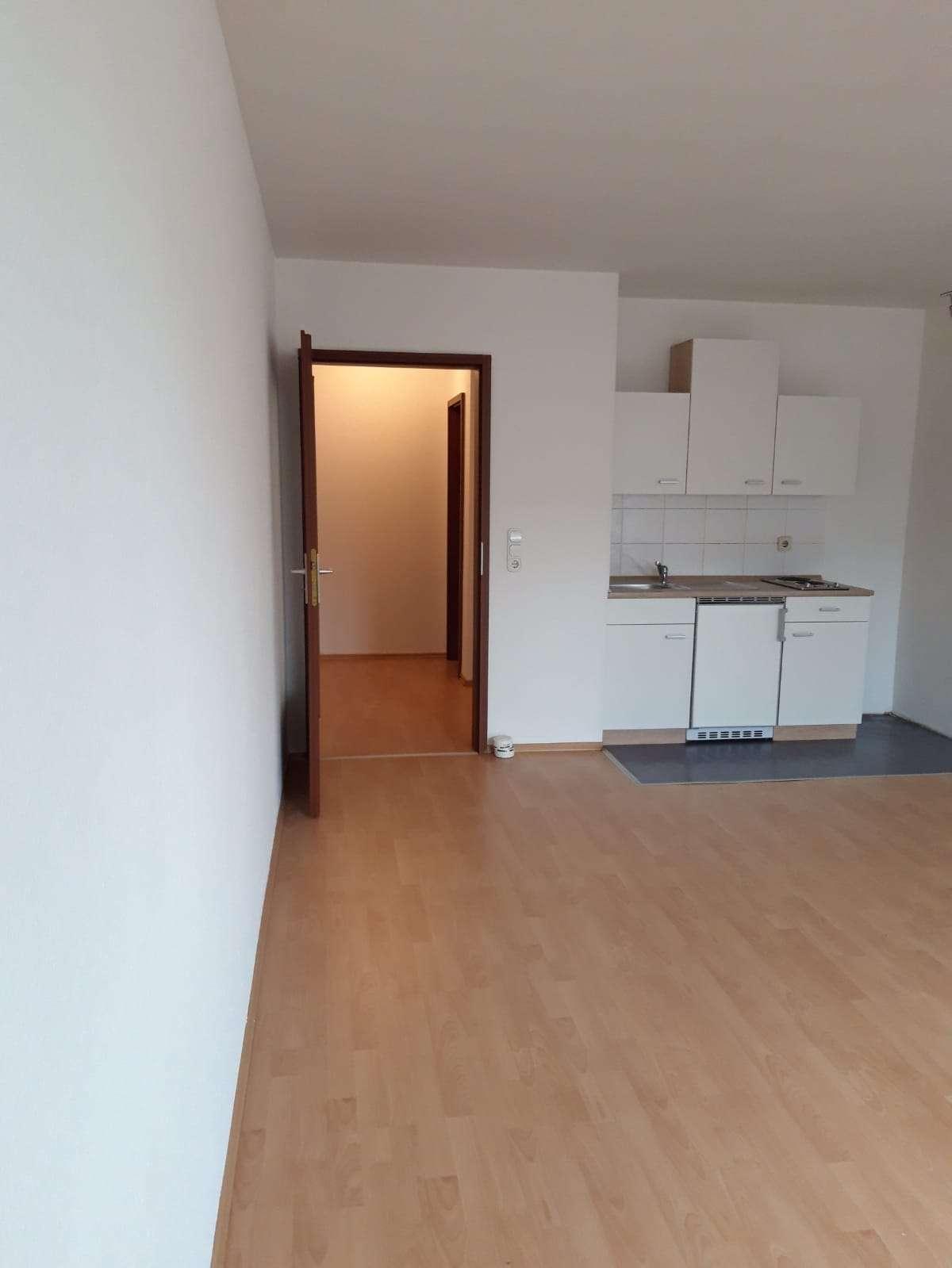 1-Zimmer-Apartment in der Stadtmitte von Hof in