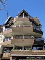 Schicke 2 - Zimmer Balkonwohnung mit