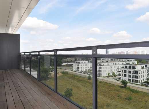 Stilvolles Wohnen mit Blick über den Belsenpark! Geräumige 3- Zimmer Wohnung mit Einbauküche