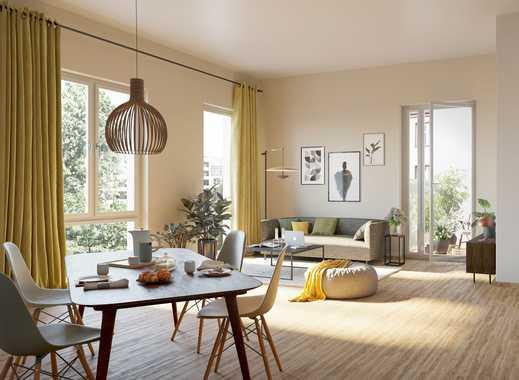 Kunst und Kultur sind in unmittelbarer Nähe! 2-Zimmer-Penthouse-Wohnung mit moderner Raumaufteilung