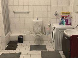 Vergleichsbild Badezimmer