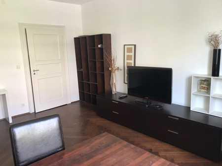 Traum für Familien: 3-Raum-Wohnung möbliert mit Balkon und ruhigem Innenhof in München-Haidhausen in Haidhausen (München)