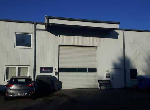 Gewerbehalle /Fläche mit Büroräumen im Raum Rendsburg zu vermieten