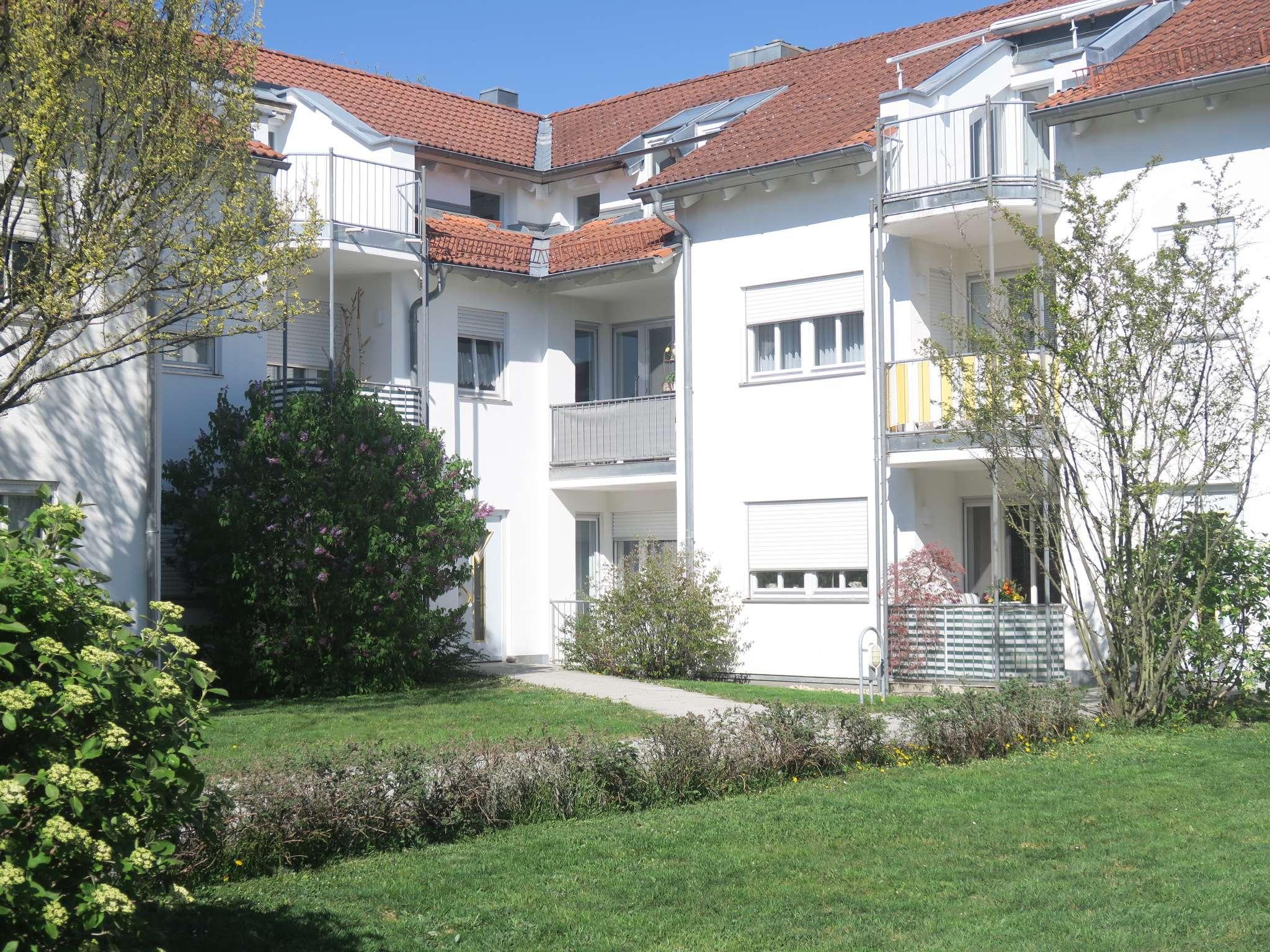 3-Zimmer-Wohnung in ruhiger Lage Nh. Rörerstraße in Deggendorf