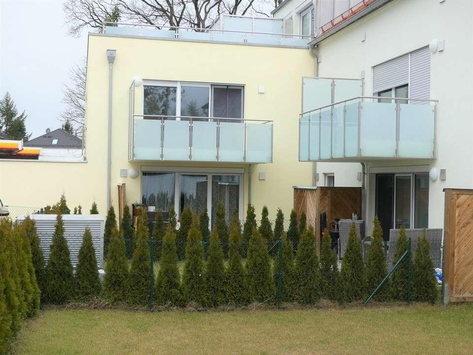 """""""Charmantes Wohnen in Zentrumsnähe"""" Großzügige Stadtwohnung mit Balkon in Erding in"""