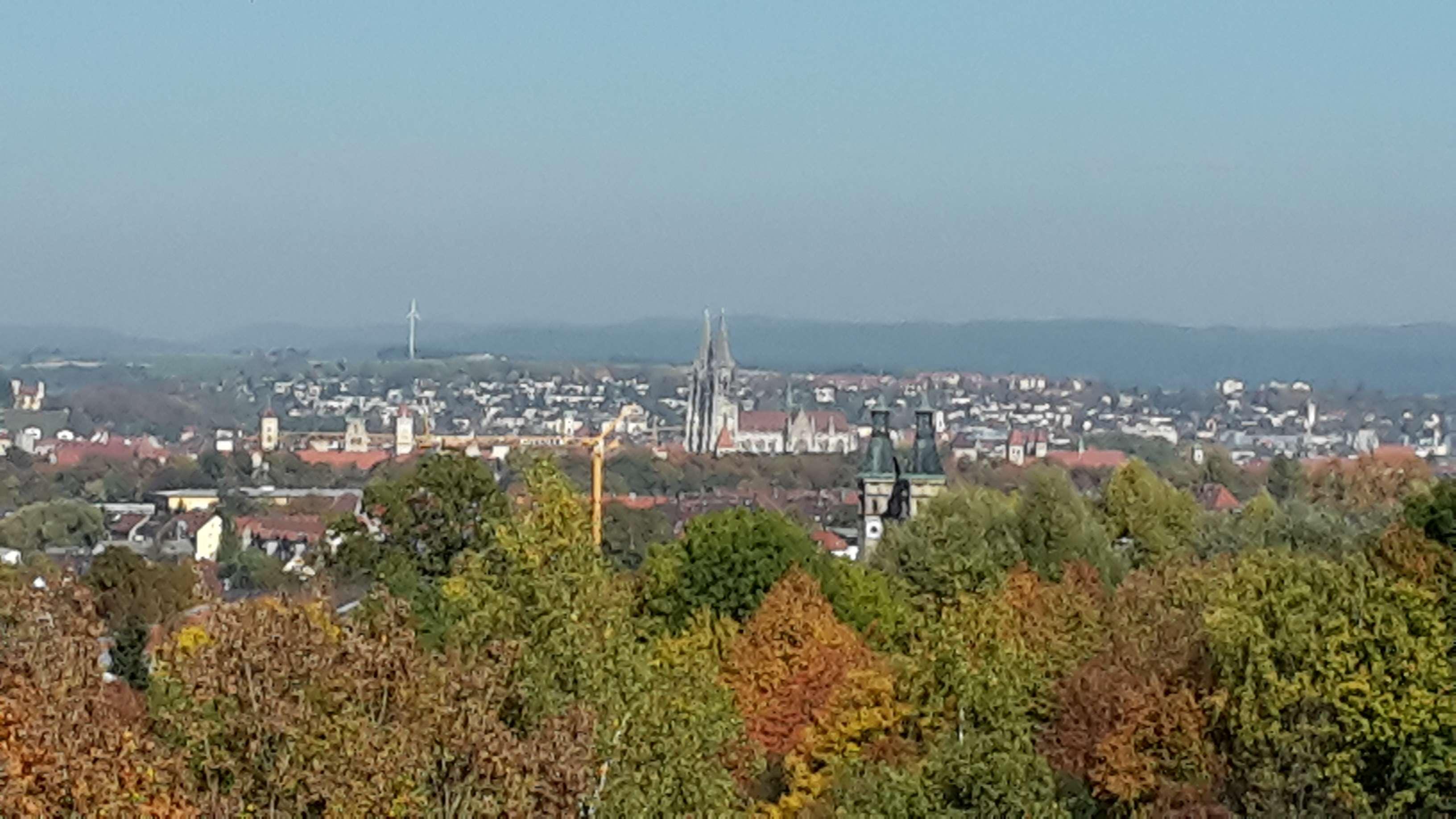 Schönes 1 Zimmer Appartement mit EBK und Balkon in Uninähe! in Kumpfmühl-Ziegetsdorf-Neuprüll (Regensburg)