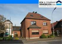 Provisionsfrei - Kervenheim Gepflegtes Zweifamilienhaus mit