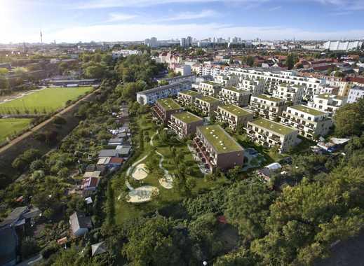 Attraktiv wohnen auf ca. 75 m²! Tolle 2-Zimmer-Wohnung mit schöne West-Balkon!