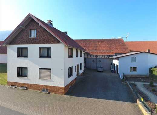 Gepflegte landwirtschaftliche Hofstelle in Tann/Rhön