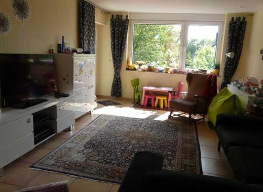 Helle, familienfreundliche 4-Zimmer Wohnung mit großem Sonnenbalkon in Ratingen Ost plus Garten!