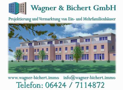 Neubau von 7 Reihenhäusern, Ebsdorfergrund OT Dreihausen