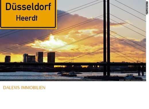Düsseldorf-Heerdt: Entwicklungsprojekt für Gewerbe mit Wohnbereich
