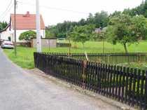 Baulücke Garten Parkplatz oder eigene