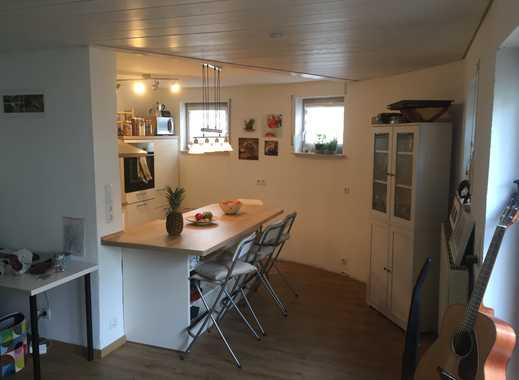 Vollständig renovierte 2,5-Zimmer-Wohnung mit Terrasse und Einbauküche in Süßen