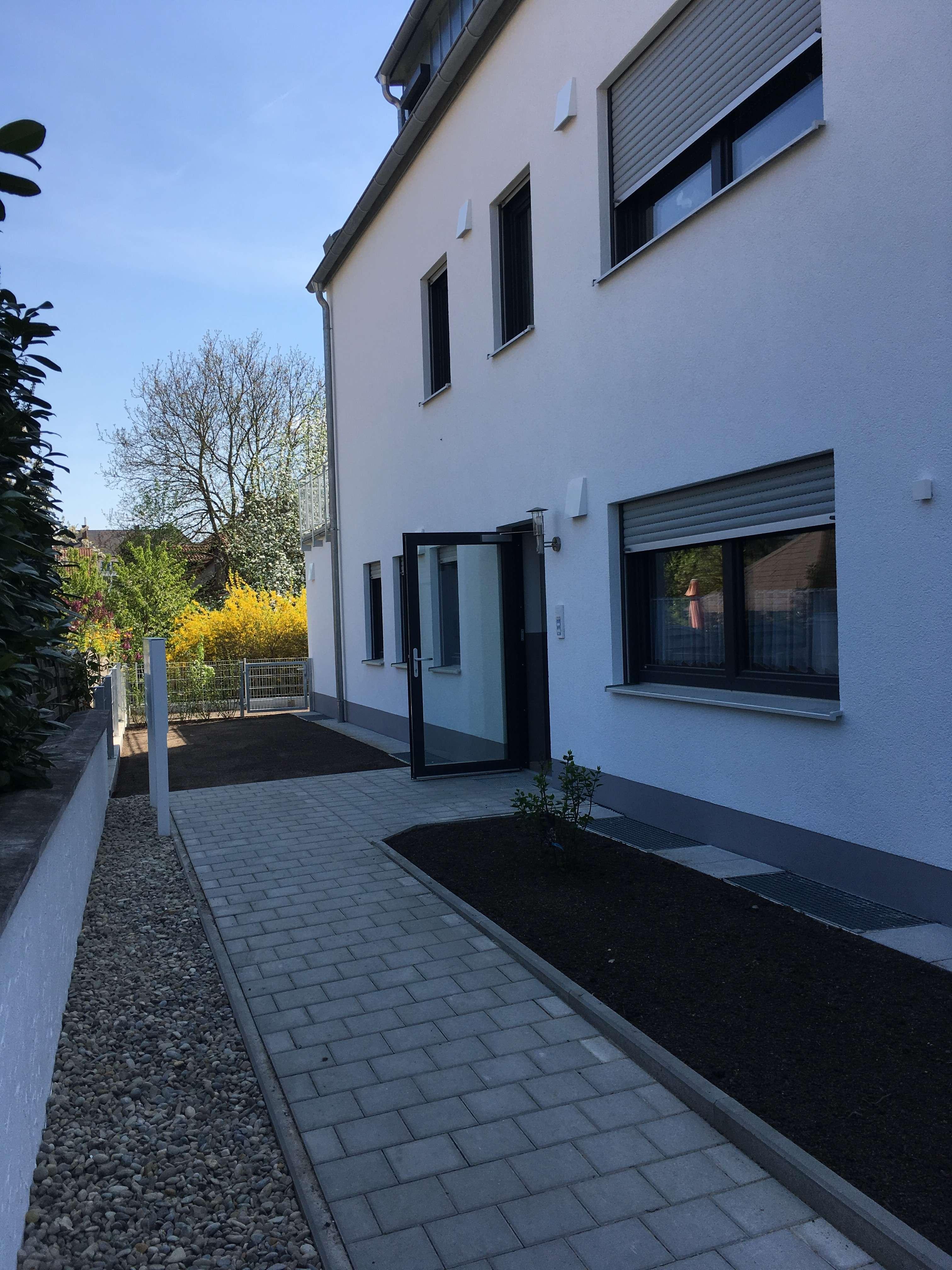 Schicke, helle 3 Zimmerwohnung mit EBK in Ingolstadt/Süd Haunwöhr