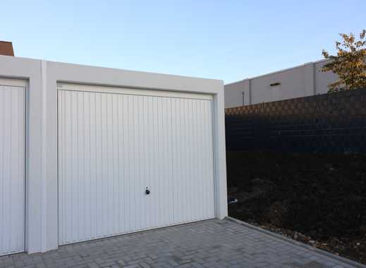 Verfügbare Garage Am Neubaugebiet Winkelstraße In Velbert